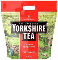 Yorkshire Tea Bags Ref 0403167 Pack 480