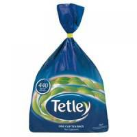 Tetley Tea Bags High Quality 1 Cup Ref 1054J Pack 440