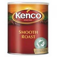 Kenco Really Smooth Instant Coffee Tin 750g Ref 4032075