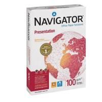 Navigator Presentation Paper Ream-Wrapped100gsm A4 White Ref NPR1000032 500 Sheets