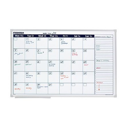 franken monthly planner stakelum office supplies office