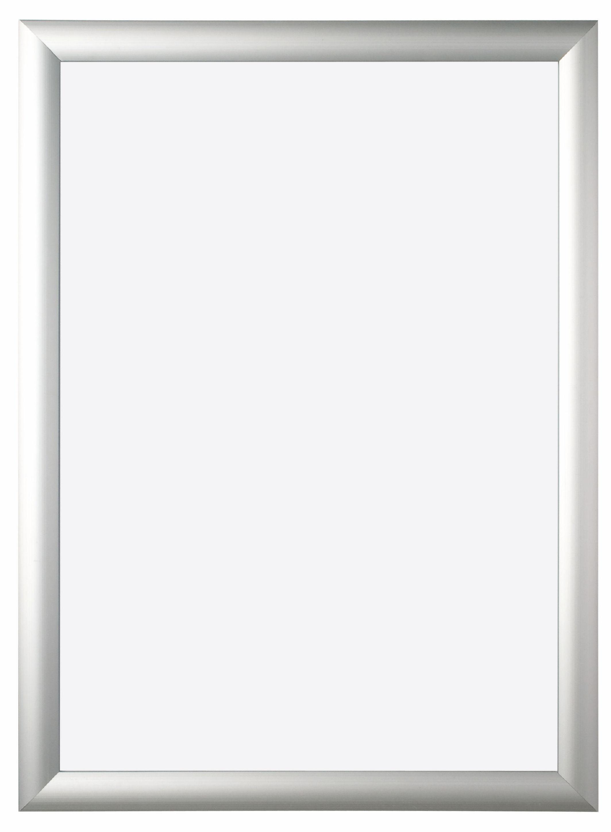 Bi Office Snap Frame A4 Aluminium Vt720415370