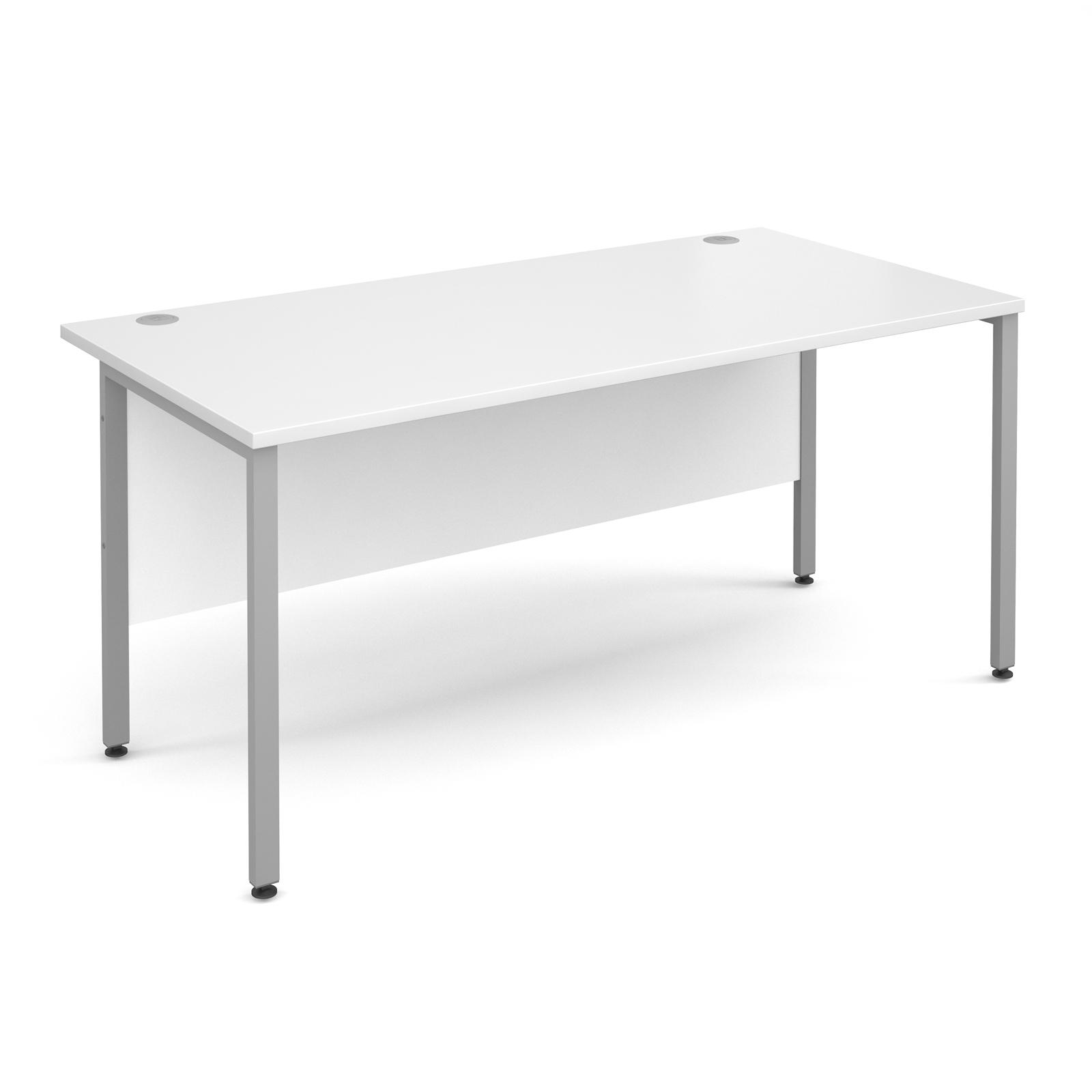 Maestro 25 SL Straight Desk 1600mm X 800mm