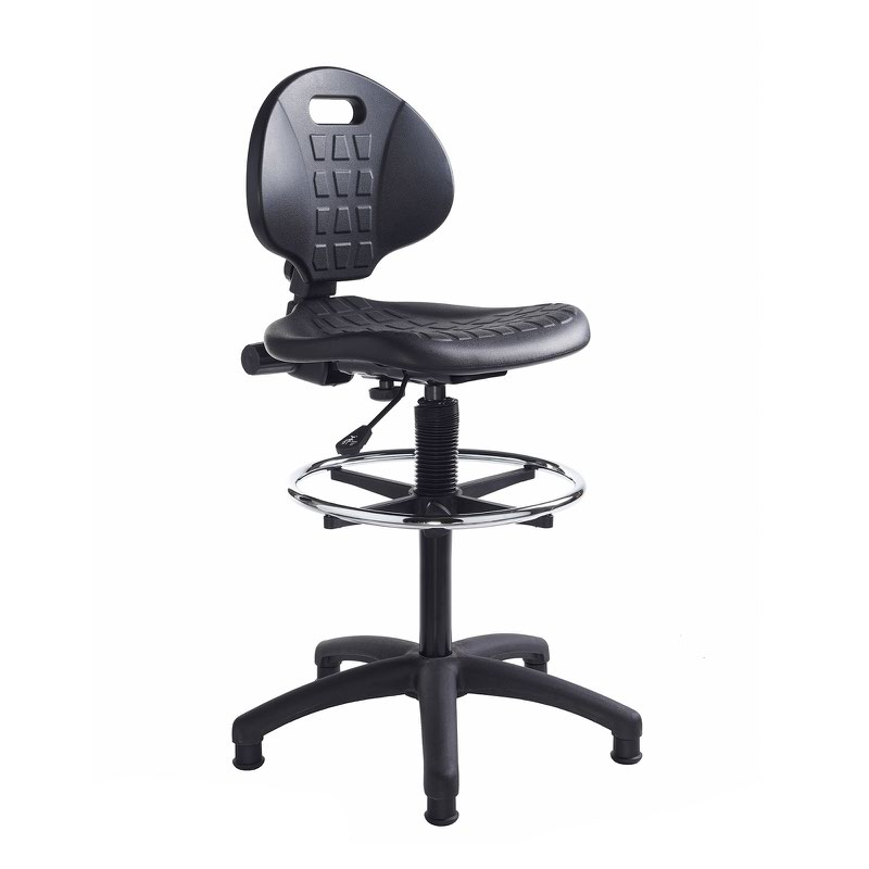 Prema 300 polyurethane industrial operator chair fice Monster