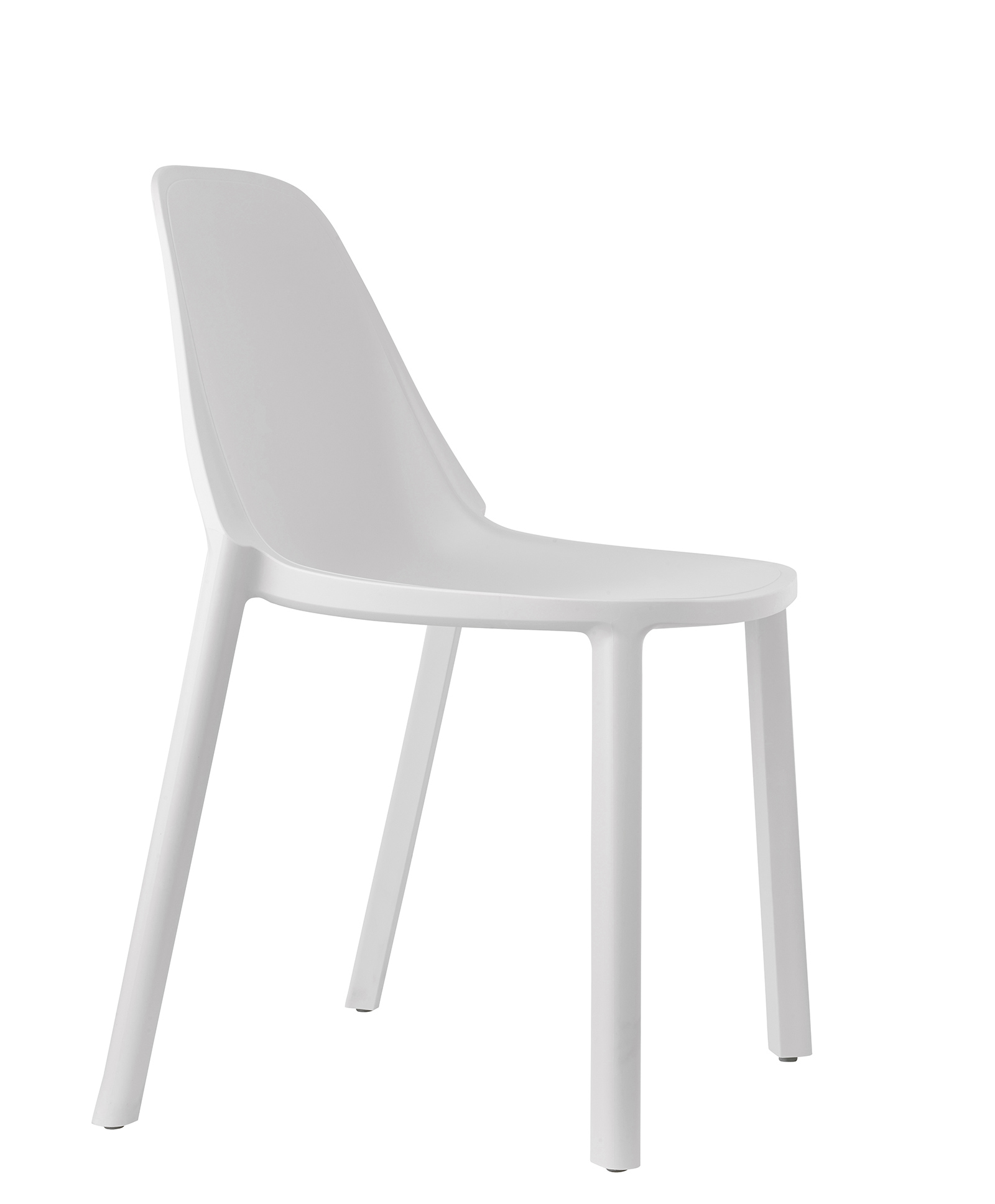remix plastic stackable cafe chair white stakelum office