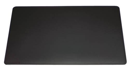 Durable Desk Mat Contoured Edge W650xd520mm Black Ref 7103