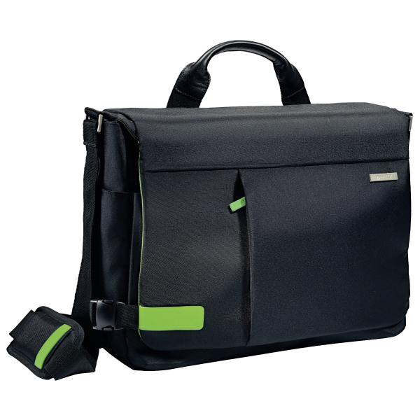 Leitz Complete 15.6in Messenger Smart Traveller 60190095 - Apollo ... bdb91e1e92