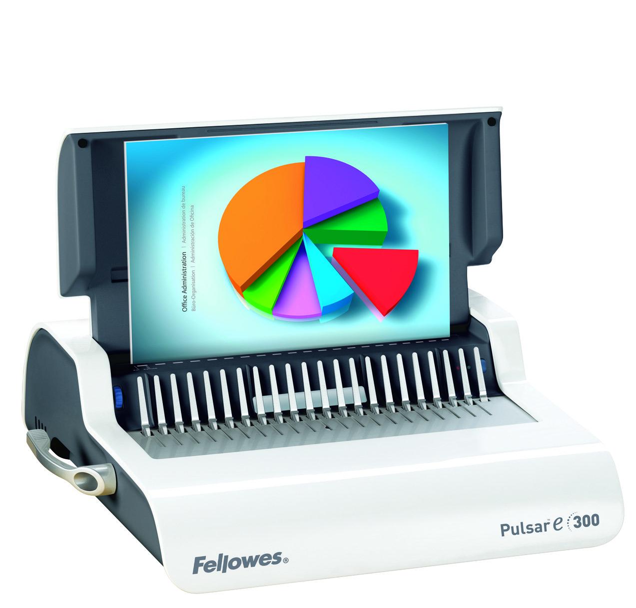 Fellowes Pulsar A4 Electric Comb Binding Machine 5620701