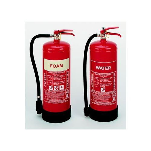 Water Fire Extinguisher Capacity 9 Litres With 5 Year Warranty