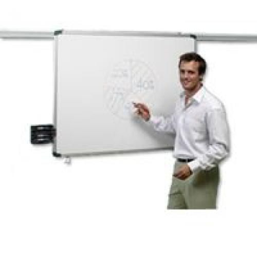 O Dry Wipe Board 1800x900mm