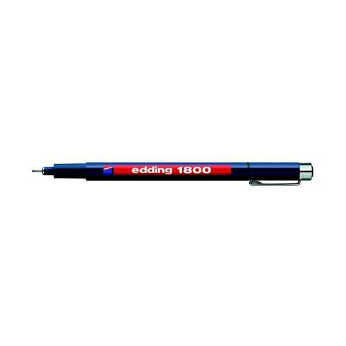 Edding 1800 Profipen 0 3mm Black