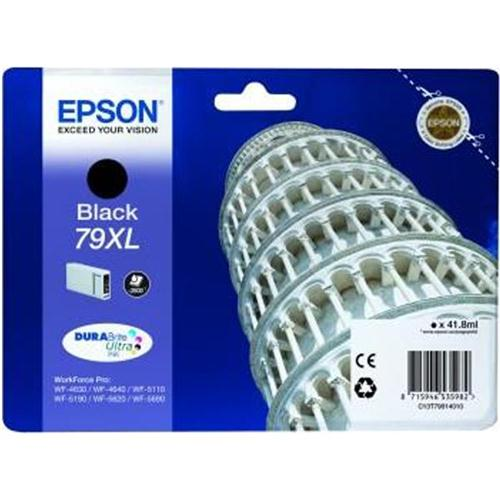 Epson 79XL Black Cartridge