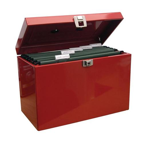 how to open a jammed filing box