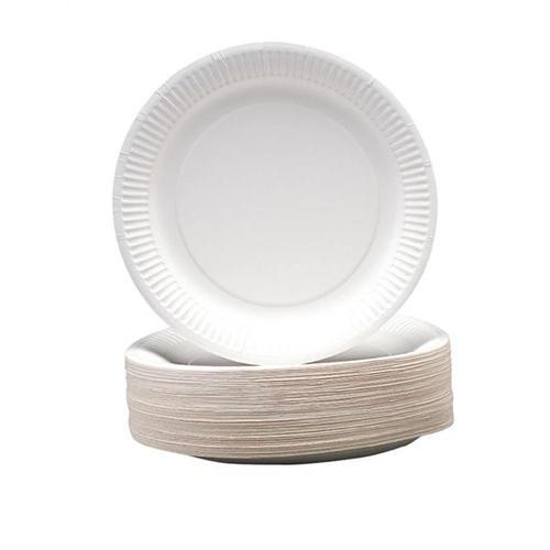 Paper Plates Disposable 230mm [Pack 100]  sc 1 st  ASAP Distribution & Paper Plates Disposable 230mm [Pack 100] - ASAP Distribution