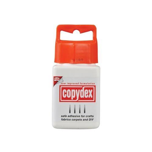 D40lr in latex adhesive