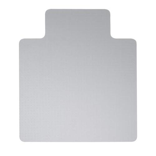 5 Star Office Chair Mat Carpet Protection Pvc W900xd1200mm Clear Transpa
