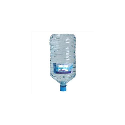 Spring Water Bottle Recyclable For Office Cooler Systems 15 Litre Ref VDBW15