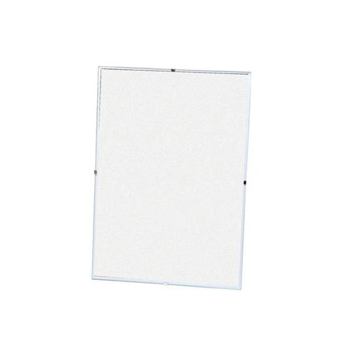 5 star office clip frame plastic fronted for wall mounting for Photo clip wall frame
