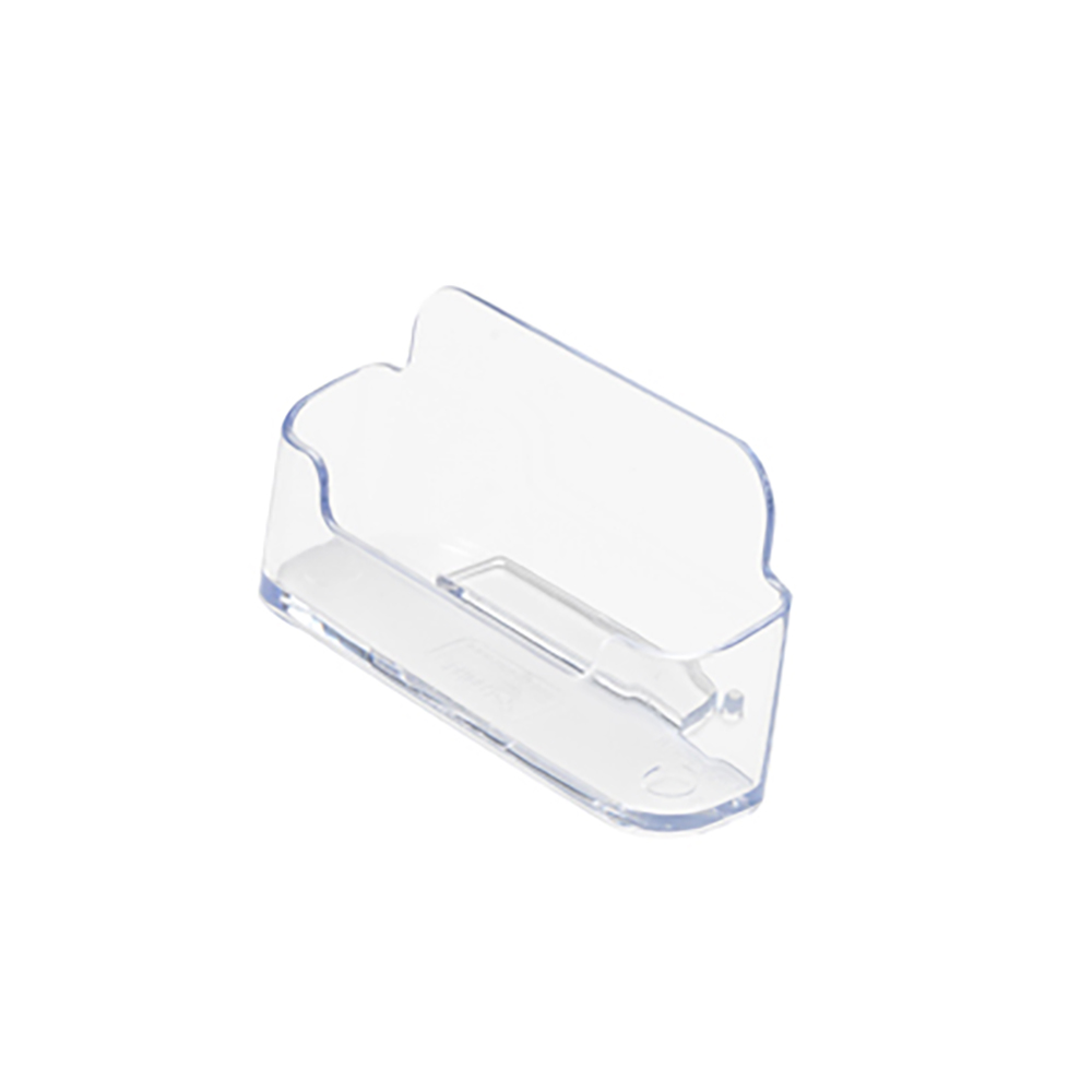Business Card Holder Desktop Single Pocket Clear - Sigma ...