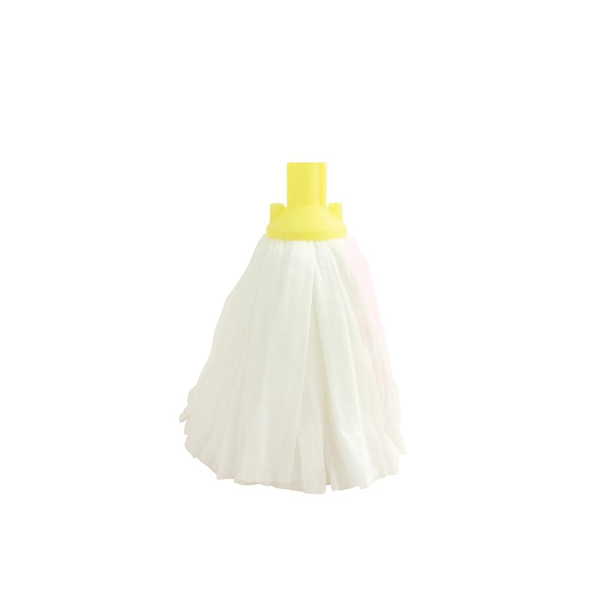 Bentley Disposable Socket Mop Head 120g Yellow Ref Spc Dsm120 Y