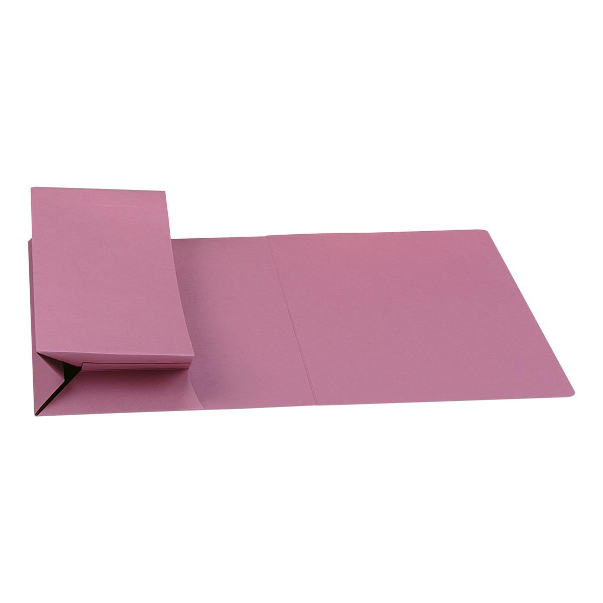 Guildhall Probate Wallets Manilla 315gsm 75mm Foolscap