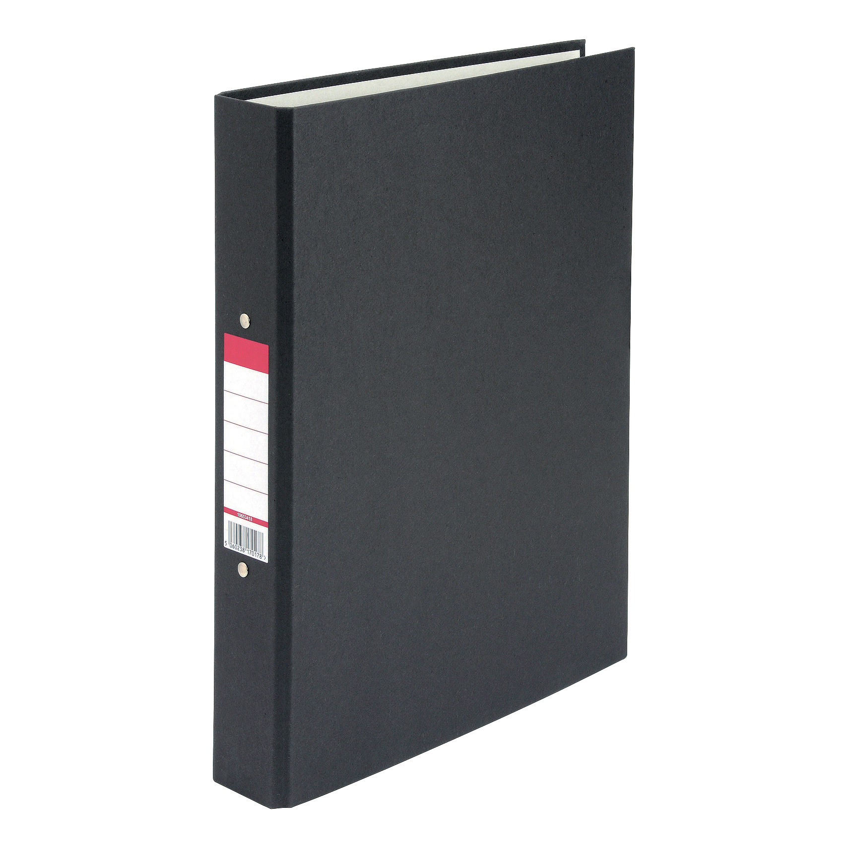 5 Star Value Ring Binder 2 O-Ring Paper Over Board Size