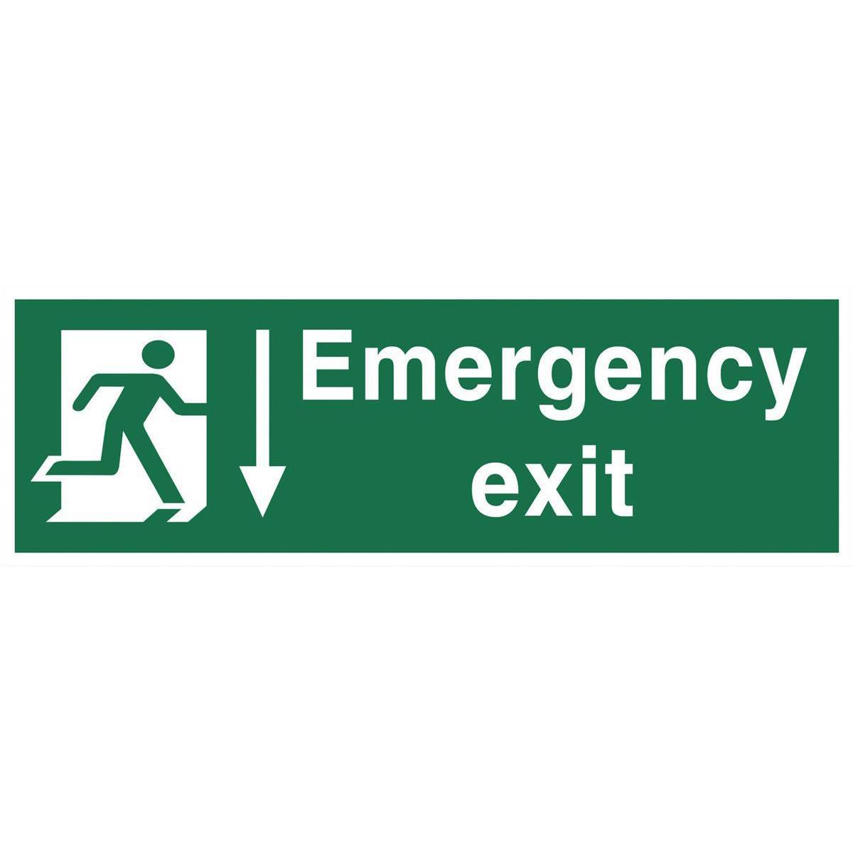 Emergency Exit Books Nicor Sign Wiring Diagram Stewart Superior Fire Self Adhesive Vinyl Ref Sav 1200x1200