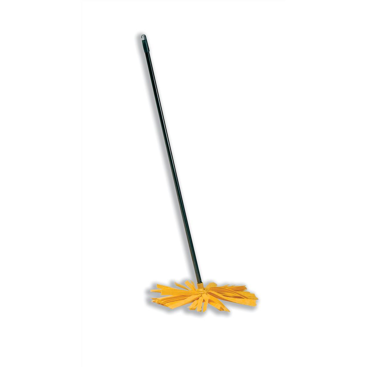 Addis Complete Cloth Mop Head Amp Handle With Yellow Socket