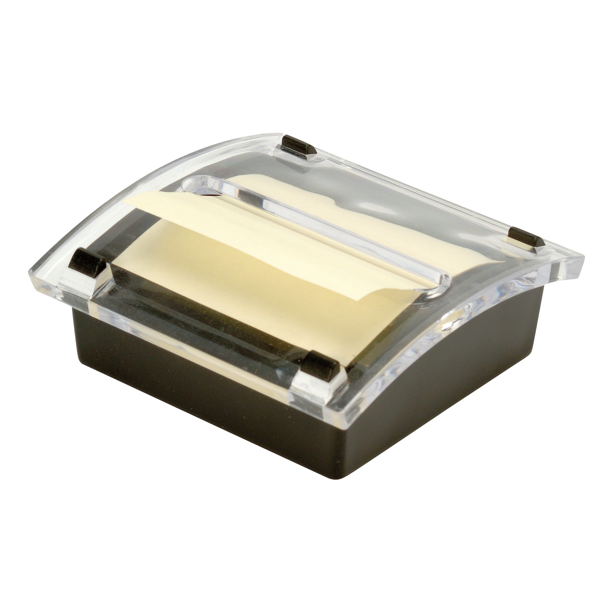 5 Star Office Re Move Concertina Note Dispenser Acrylic