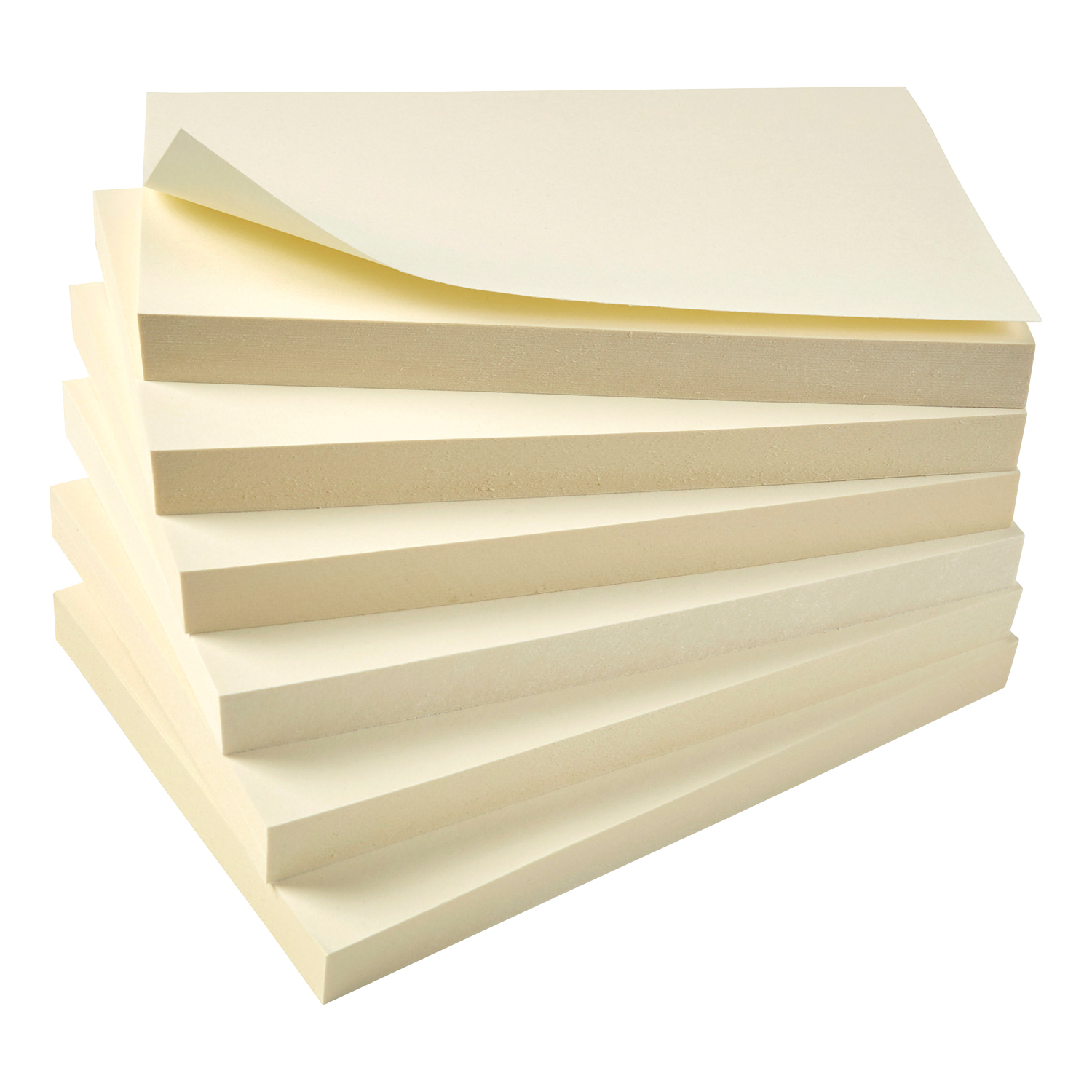 5 Star Extra Sticky Re-Move Notes Pad 90 Sheets 76x127mm 4 Neon Colours Pack 6