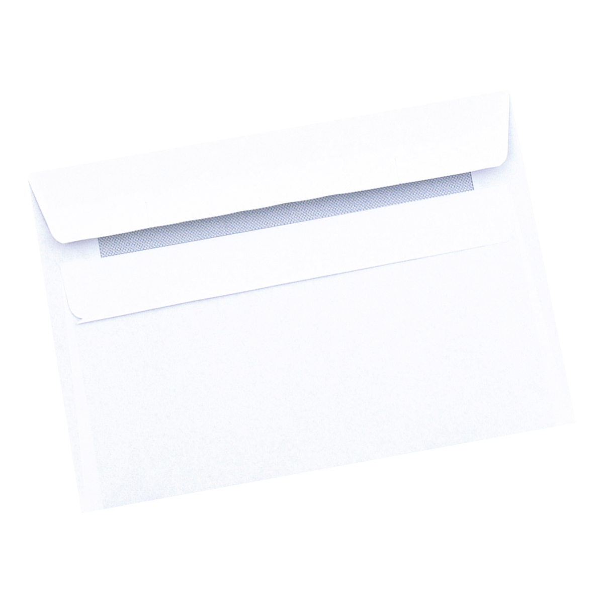5 Star Office Envelopes C6 Recycled Wallet Self Seal 80gsm Retail Pack White 50