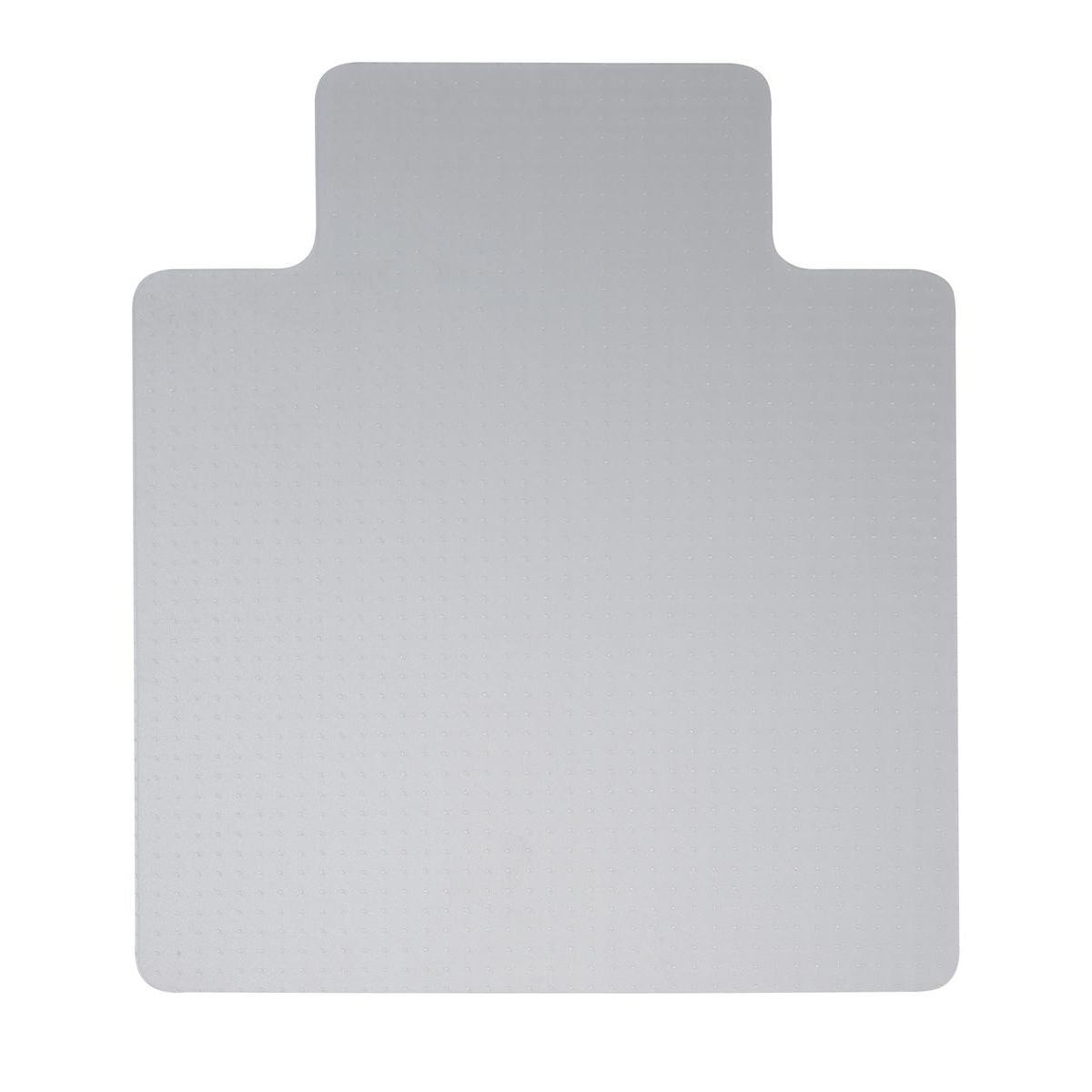 5 Star Office Chair Mat For Hard Floors Polycarbonate Lipped 1200x1340mm Clear
