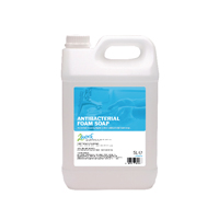Compare retail prices of 2Work Antibacterial Foam Soap 5L 2W01073 to get the best deal online