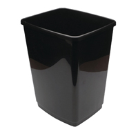 Compare retail prices of 2Work 50L Swing Bin Base Only Black 50Lbase to get the best deal online