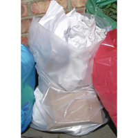 Compare retail prices of 2Work Clear Polythene Bags On a Roll Pack of 250 2W06255 to get the best deal online