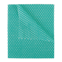 Compare retail prices of 2Work Economy Cloths Green 42X35CM Pack of 50 CCGC42BDI to get the best deal online