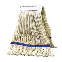 Compare retail prices of 2Work 340g Multi Kentucky Mop Blue Pack of 5 KDBU3405I to get the best deal online
