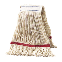Compare retail prices of 2Work 340g Multi Kentucky Mop Red Pack of 5 KDRE3405I to get the best deal online