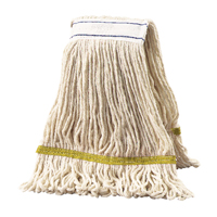 Compare retail prices of 2Work 340g Multi Kentucky Mop Yellow Pack of 5 KDYE3405I to get the best deal online