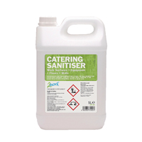 Compare retail prices of 2Work Catering Sanitiser 5 Litre 2W71457 to get the best deal online