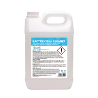Compare retail prices of 2Work Concentrated Bactericidal Cleaner Sanitiser 5 Litre 2W75442 to get the best deal online