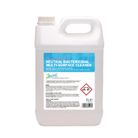 Compare retail prices of 2Work Fragrant Surface Sanitiser 5 Litre 2W75443 to get the best deal online