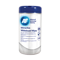 Compare prices for AF International Interactive Whiteboard Wipes Pack of 100 AWBW100T