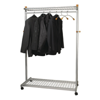 Compare retail prices of Alba ELegant Metal and Wood GArment Coat Rack PMLUX to get the best deal online