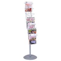 Compare retail prices of Alba Floor-Standing 7-Pocket LiteratureMagazine Display DD7S to get the best deal online