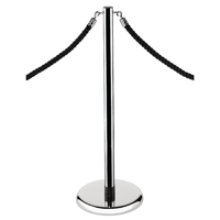 Compare prices for Albion Economy Rope Stand Chrome RS-CL-CH-SET