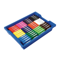 Compare prices for Brian Clegg Little Brian Paint Sticks Assorted in Gratnells Tray LBPS10CA144G