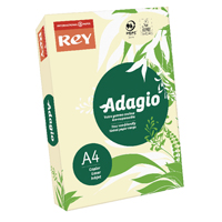 Compare prices for Adagio Pastel Ivory A4 Coloured 160gsm Card Pack of 250 201.1204