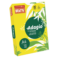 Compare prices for Adagio Intense Yellow A4 Coloured Card 160gsm Pack of 250 201.1227