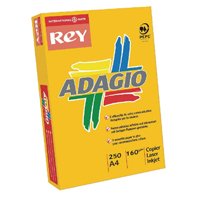 Compare prices for Adagio Intense Orange A4 Coloured Card 160gsm Pack of 250 201.1224